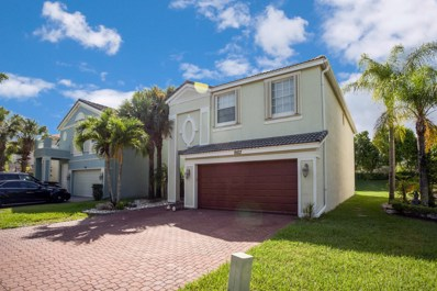 9103 Dupont Place, Wellington, FL 33414 - #: RX-10541949