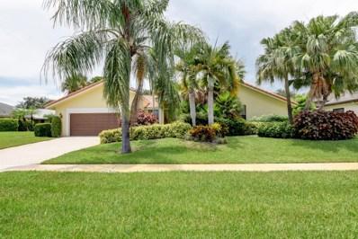 16801 Rose Apple Drive, Delray Beach, FL 33445 - #: RX-10546768