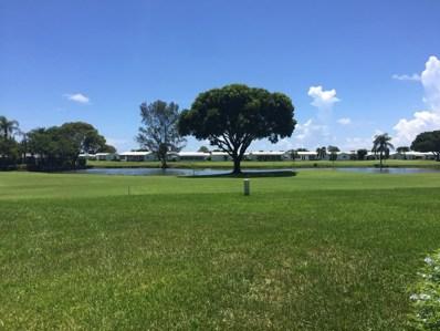 400 SW Golfview Terrace UNIT 107, Boynton Beach, FL 33426 - #: RX-10546862