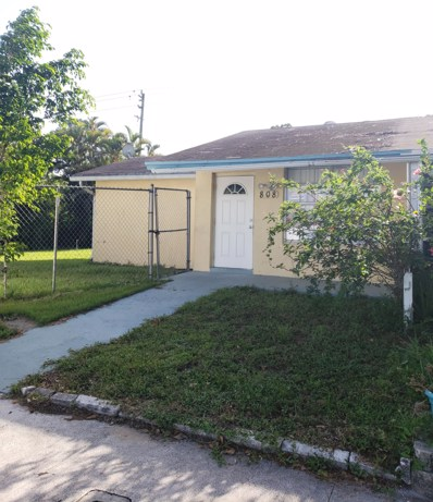 808 Ilene Road W, West Palm Beach, FL 33415 - #: RX-10546881
