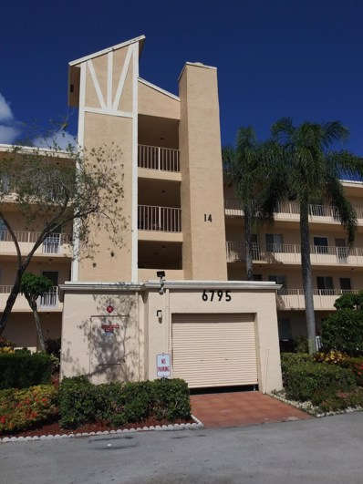 6795 Huntington Lane UNIT 102, Delray Beach, FL 33446 - #: RX-10546955