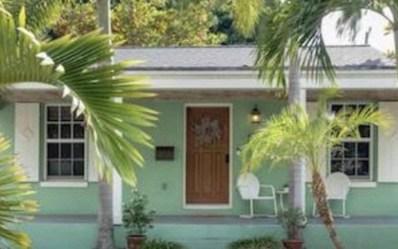 520 Ardmore Road, West Palm Beach, FL 33401 - #: RX-10547545