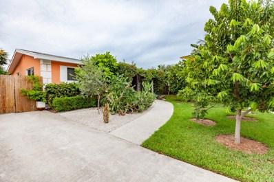 1033 Park Circle N, West Palm Beach, FL 33405 - #: RX-10547812