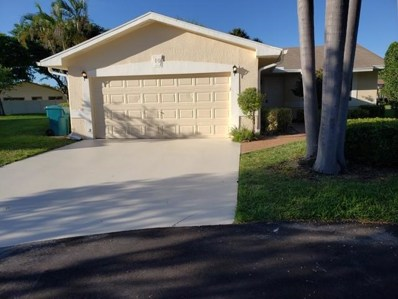 10 Fenwick Place, Boynton Beach, FL 33426 - #: RX-10548532