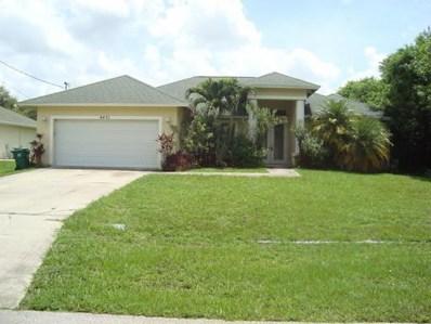 4431 SW Wabash Street, Port Saint Lucie, FL 34953 - #: RX-10549314