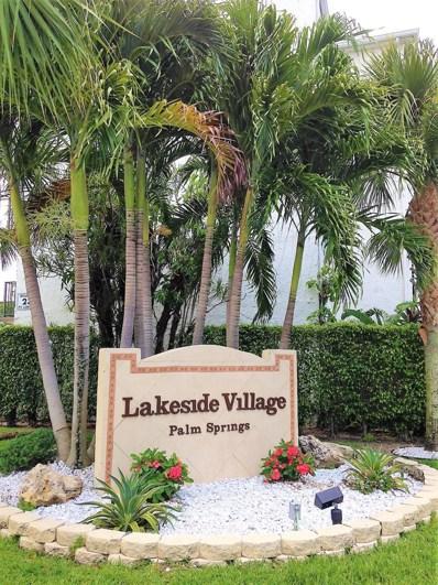 705 S Lori Drive UNIT 213, Palm Springs, FL 33461 - #: RX-10549465
