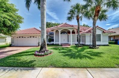 10570 Maple Chase Drive, Boca Raton, FL 33498 - #: RX-10549678