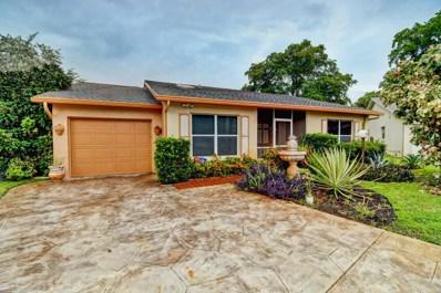 7286 Pinecone Terrace, Lake Worth, FL 33467 - #: RX-10551243