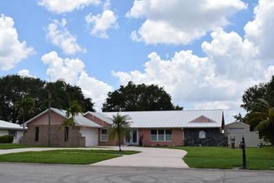 2950 SE Pine Valley Street, Port Saint Lucie, FL 34952 - #: RX-10553078