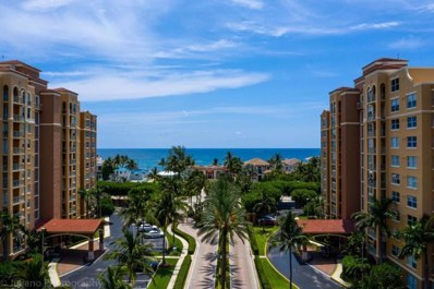 3606 S Ocean Boulevard UNIT 1001, Highland Beach, FL 33487 - #: RX-10553079