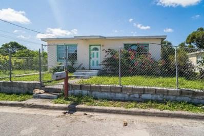 1075 W 30th Street, Riviera Beach, FL 33404 - #: RX-10553554