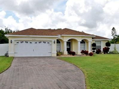5192 NW Ossa Court, Port Saint Lucie, FL 34986 - #: RX-10553741