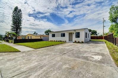 1071 W 27th Street, Riviera Beach, FL 33404 - #: RX-10554284