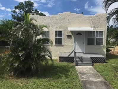 1045 W Lakewood Road, West Palm Beach, FL 33405 - #: RX-10555396