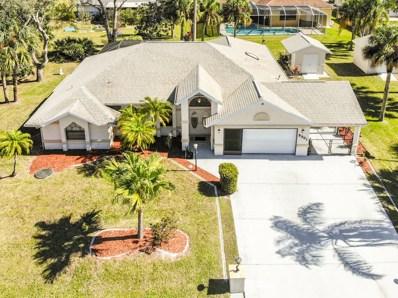 2331 SW Blaine Terrace, Port Saint Lucie, FL 34953 - #: RX-10556778