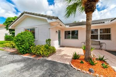 11371 NW 38 Street UNIT W, Coral Springs, FL 33065 - #: RX-10556802