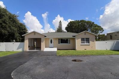 4571 Belvedere Road, Haverhill, FL 33415 - #: RX-10557259
