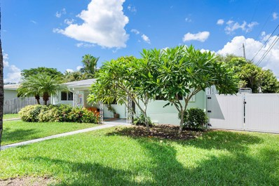 227 N Seacrest Circle, Delray Beach, FL 33444 - #: RX-10558434