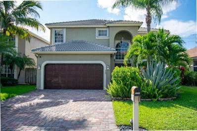 7202 Lake Island Drive, Lake Worth, FL 33467 - #: RX-10558865
