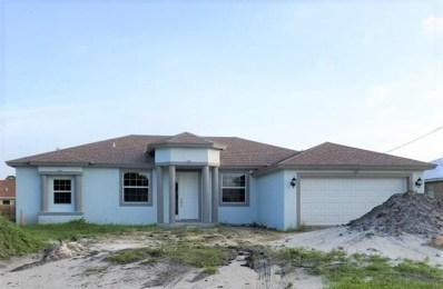 1867 SW Dalmatian Avenue, Port Saint Lucie, FL 34953 - #: RX-10559038