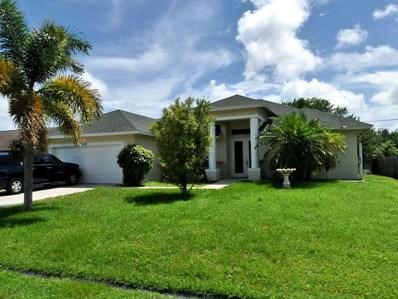 962 SW Haas Av Avenue, Port Saint Lucie, FL 34953 - #: RX-10560416