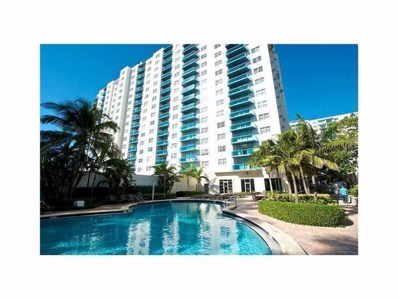 4001 S Ocean Drive UNIT 7l, Hollywood, FL 33019 - #: RX-10560744