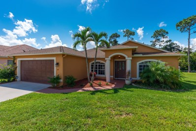 1864 SW Bellevue Avenue, Port Saint Lucie, FL 34953 - #: RX-10560911