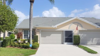4299 SE Brittney Circle, Port Saint Lucie, FL 34952 - #: RX-10562807