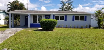 584 Caroline Avenue, West Palm Beach, FL 33413 - #: RX-10563732