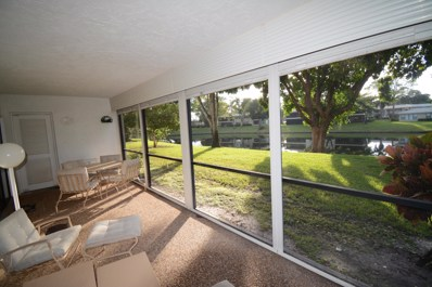 41 Stratford Lane UNIT G, Boynton Beach, FL 33436 - #: RX-10564236