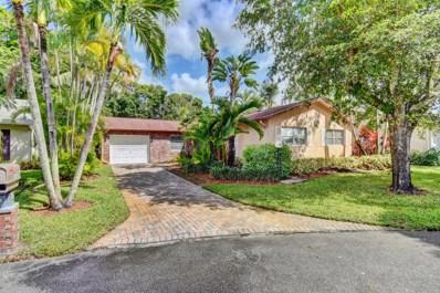 7276 Pinecone Terrace, Lake Worth, FL 33467 - #: RX-10564544