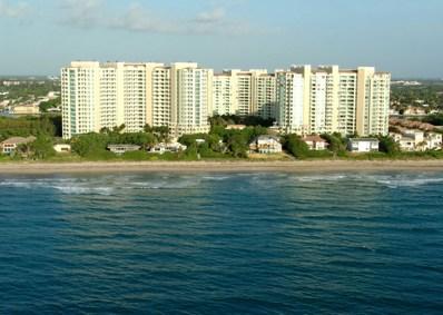 3700 S Ocean Boulevard UNIT 510, Highland Beach, FL 33487 - #: RX-10565766