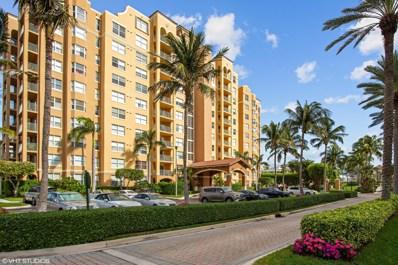 3594 S Ocean Boulevard UNIT 201, Highland Beach, FL 33487 - #: RX-10566880