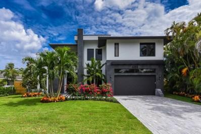 484 NE Wavecrest Court, Boca Raton, FL 33432 - #: RX-10568582