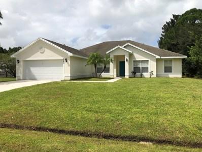 293 SW Pagoda Terrace, Port Saint Lucie, FL 34984 - #: RX-10568691