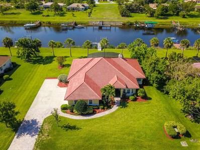 2622 SW River Shore Drive, Port Saint Lucie, FL 34984 - #: RX-10568834