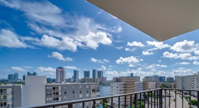427 Golden Isles Drive UNIT 9e, Hallandale, FL 33009 - #: RX-10568944