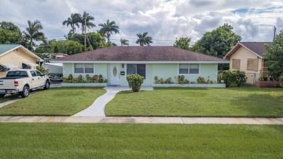 4772 Pineaire Lane, West Palm Beach, FL 33417 - #: RX-10569645