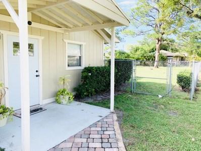 661 NW Placid Avenue, Port Saint Lucie, FL 34983 - #: RX-10569993