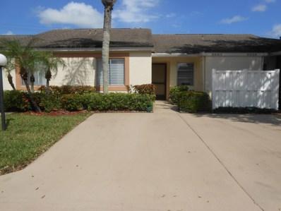8693 Sunbird Place, Boca Raton, FL 33496 - #: RX-10570213