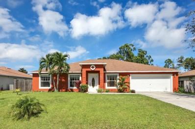 825 SE Cavern Avenue, Port Saint Lucie, FL 34983 - #: RX-10570446