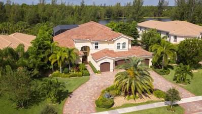 7729 Eden Ridge Way, Palm Beach Gardens, FL 33412 - #: RX-10570760