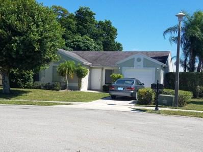 18818 Cloud Lake Circle, Boca Raton, FL 33496 - #: RX-10574136