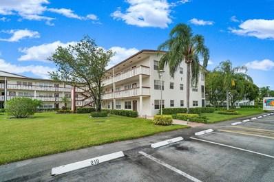 224 Fanshaw F, Boca Raton, FL 33434 - #: RX-10574529