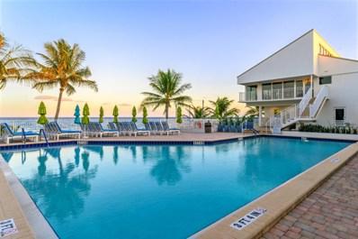 4746 S Ocean Boulevard UNIT 10, Highland Beach, FL 33487 - #: RX-10574692