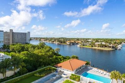 3114 S Ocean Boulevard UNIT 705, Highland Beach, FL 33487 - #: RX-10577786