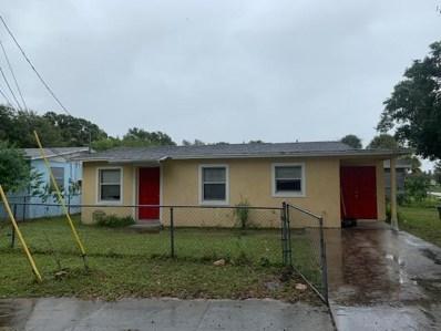 422 N 20th N Street, Fort Pierce, FL 34950 - #: RX-10577855