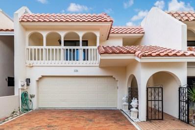 126 Harbor Circle, Delray Beach, FL 33483 - #: RX-10578327