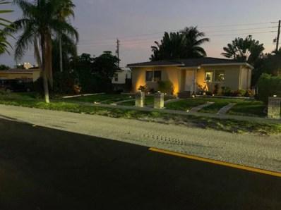 816 Moffett Street, Hallandale Beach, FL 33009 - #: RX-10580422