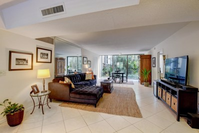 501 SW 11th Place UNIT 108, Boca Raton, FL 33432 - #: RX-10583211